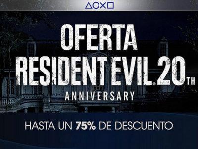 Es hora de volver a pisar Raccoon City, la PlayStation Store celebra el 20th Anniversary de Resident Evil con varios descuentos