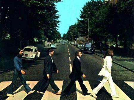 El paso de cebra de Abbey Road, declarado bien cultural e histórico