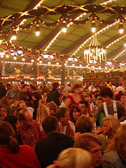 El Oktoberfest, la fiesta de la cerveza