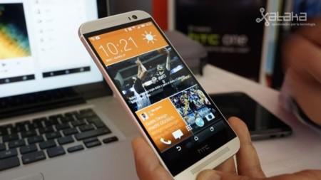 Nuevo HTC One (M8)