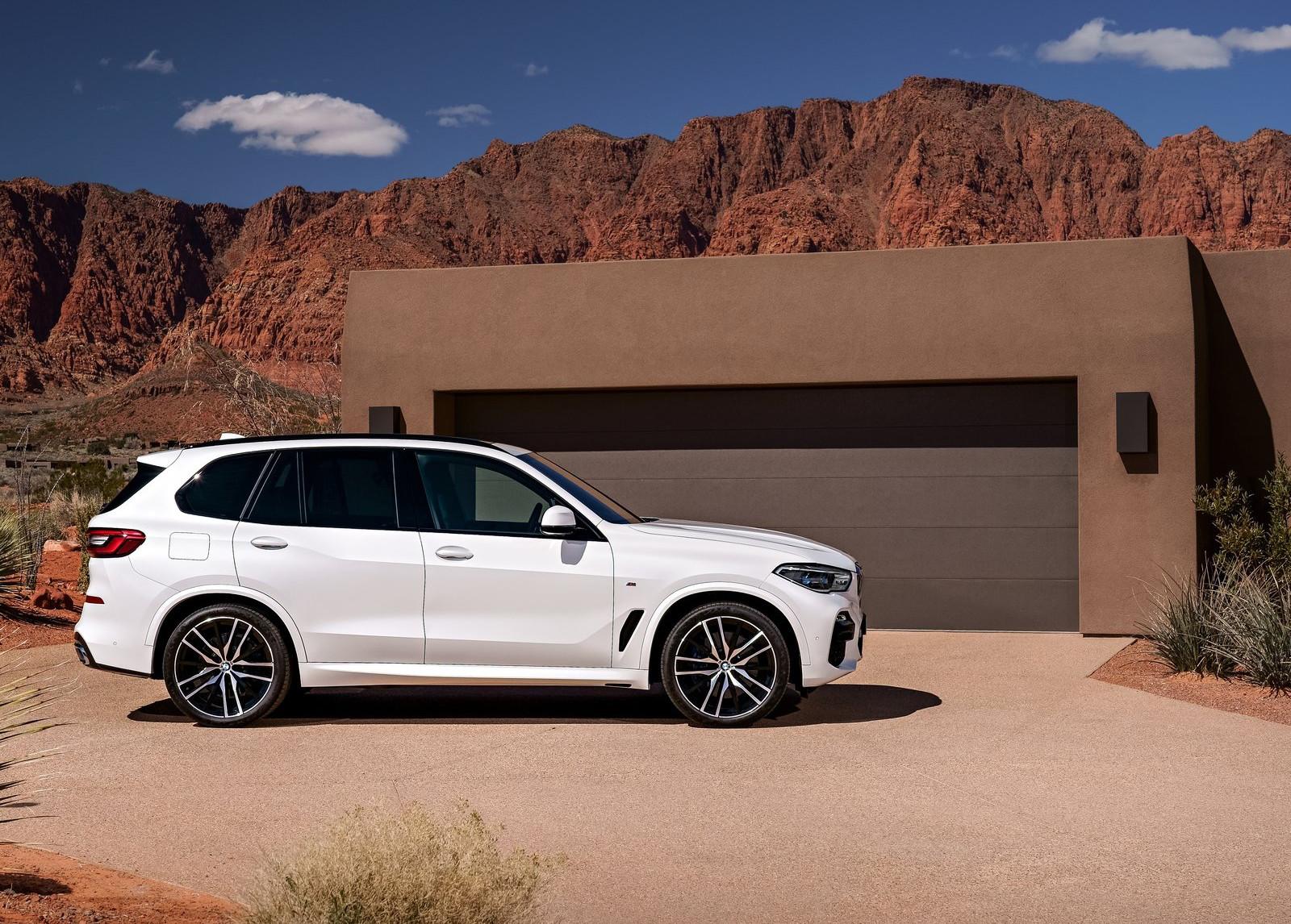Foto de BMW X5 2019 (16/43)