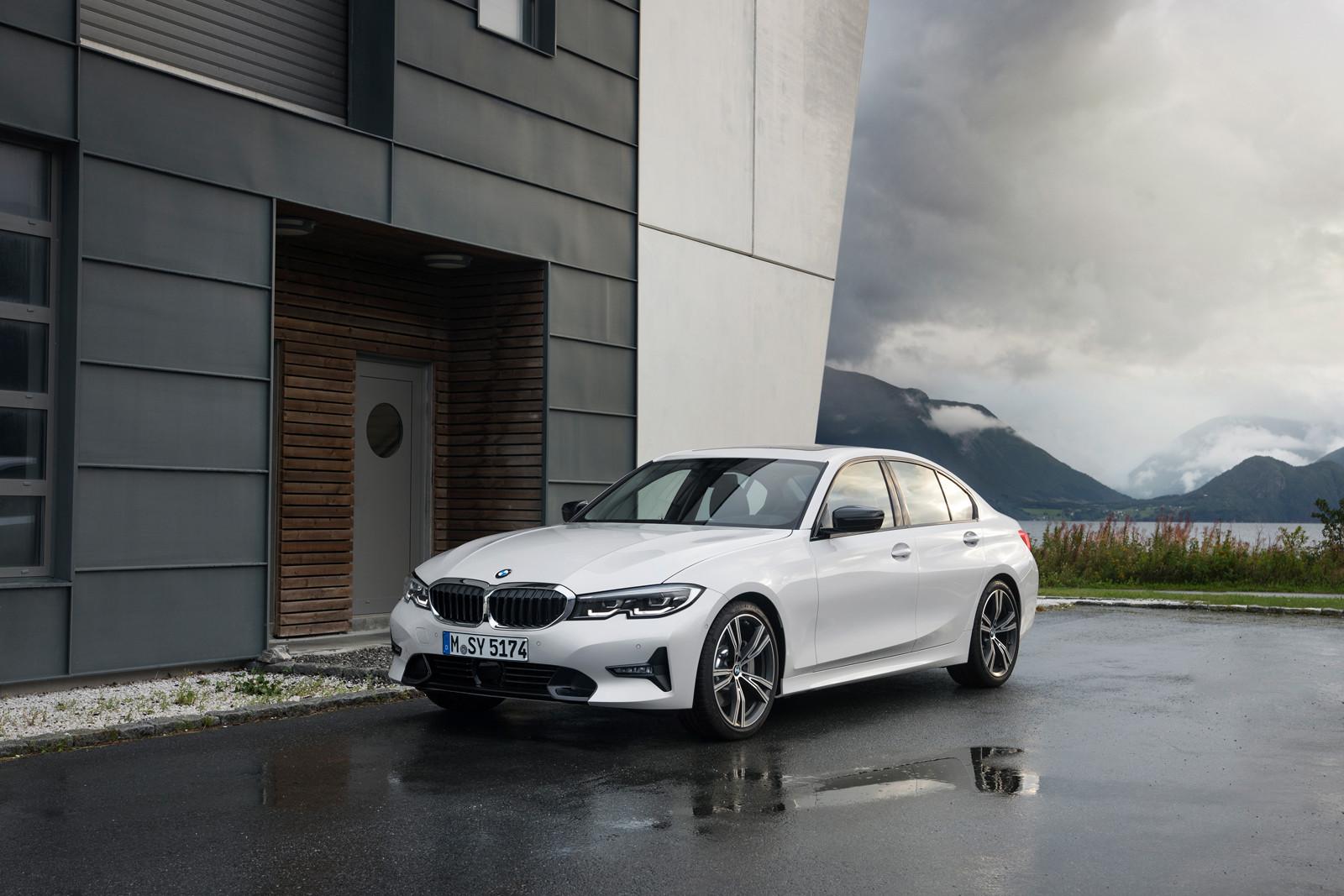 Foto de BMW Serie 3 2019 (63/131)