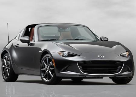 El Mazda MX-5 RF ya está a la venta en México