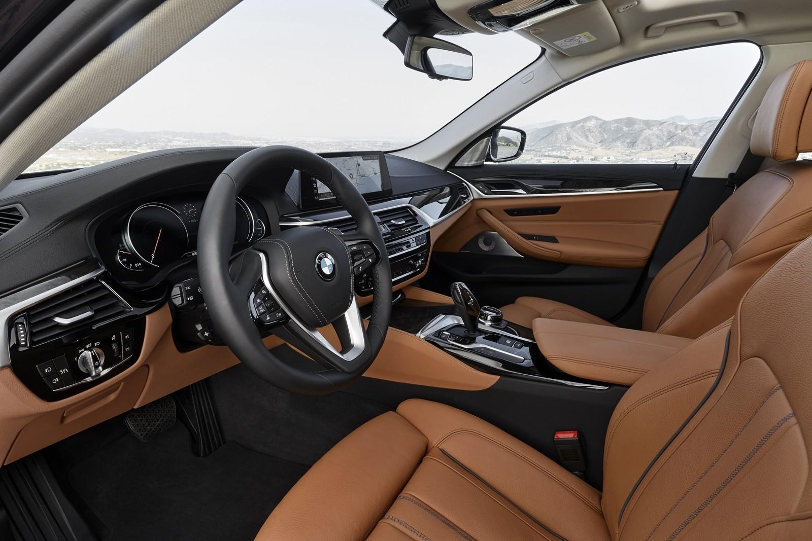 Foto de BMW Serie 5 2017 (123/134)