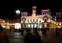 """Ruta turística nocturna """"Ríos de luz"""" en Valladolid"""