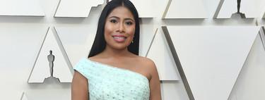 Premios Oscar 2019: Yalitza Aparicio al más puro estilo princesa para hacer historia al ser la primera indígena nominada