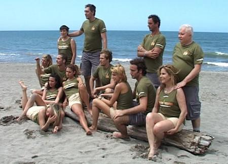 'Supervivientes 2009' al rescate de Telecinco: vaya panorama
