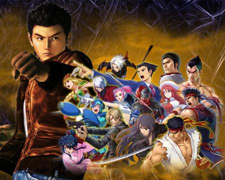 El protagonista de Shenmue visitará la 3DS en Project X Zone 2