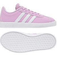 Oferta de Amazon en las zapatillas deportivas Adidas VL Court 2.0 K en color rosa: ahora pueden ser nuestras por  29,95 euros