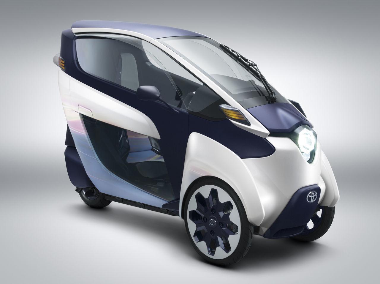 Foto de Toyota i-Road (prototipo) (8/14)