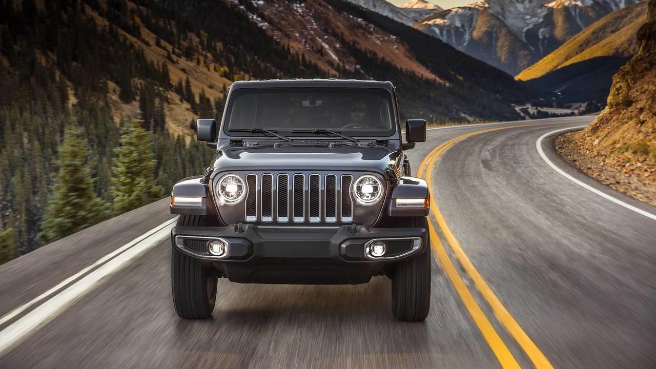 Foto de Jeep Wrangler 2018 (11/114)