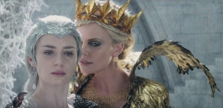 'El cazador y la reina del hielo', primer tráiler de la fantasía con Hemsworth, Chastain, Blunt y Theron