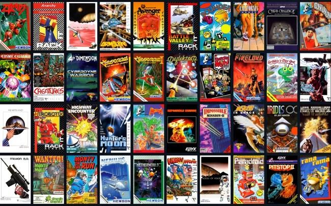 Commodore 64 Mini Juegos