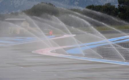 Tests Agua Pirelli Paul Ricard