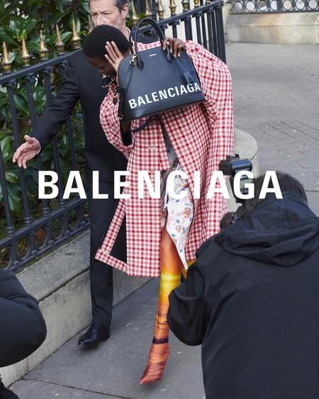 Balenciaga se inspira en uno de los momentos más épicos de North West para su campaña Primavera-Verano 2018