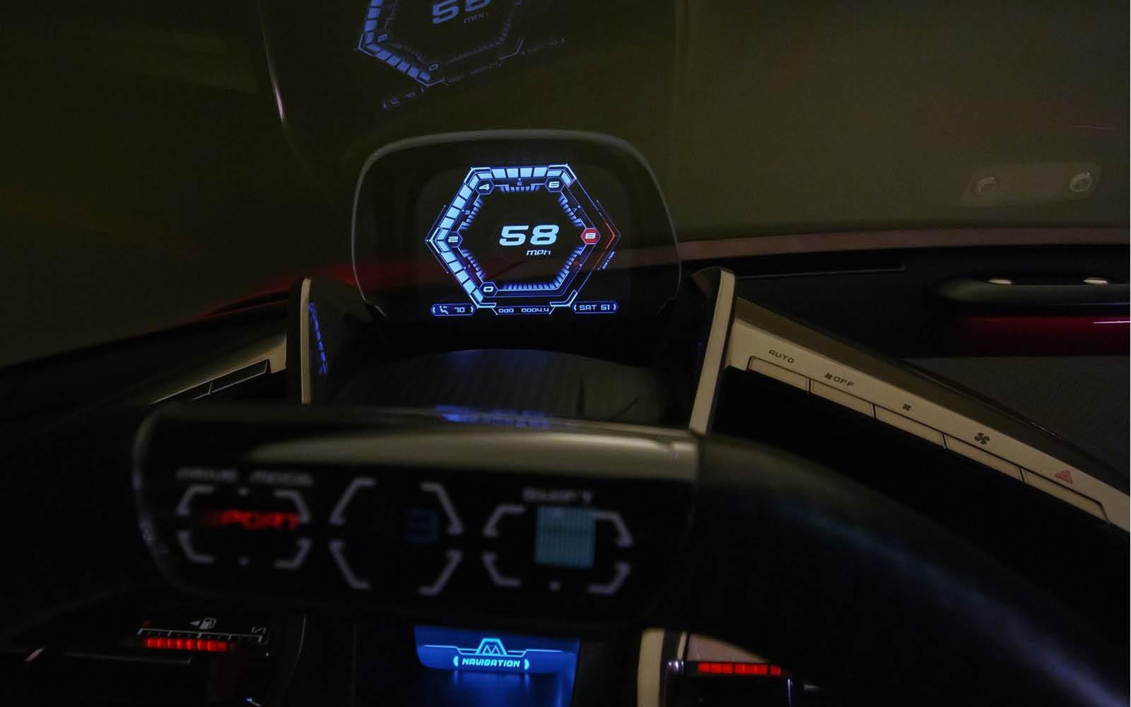 Foto de Toyota FT-1 Concept (24/31)
