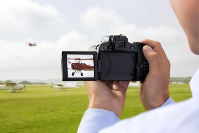 PowerShot SX50 HS