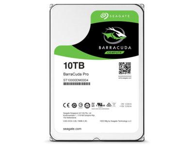 Seagate presenta su disco duro de 10 TB, más capacidad que nunca para usuarios finales