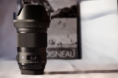 Sigma 40mm f/1.4 DG HSM Art, análisis: un contundente objetivo fijo para sacar todo el rendimiento al sensor de tu cámara
