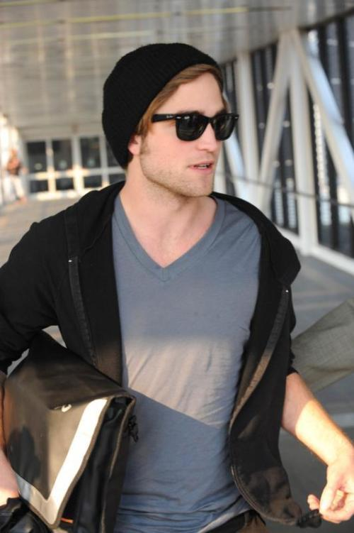 Foto de Robert Pattinson, el chico de moda (1/10)