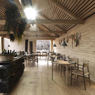 El resurgir del mejor restaurante del mundo: así es el nuevo Noma, su carta y su increíble espacio