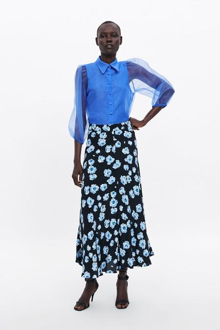 Como Llevar Faldas Largas En Verano 11
