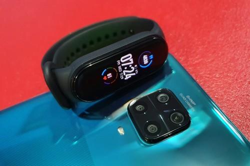Xiaomi Mi Smart Band 5, primeras impresiones en México: un ajuste de tuercas que se nota