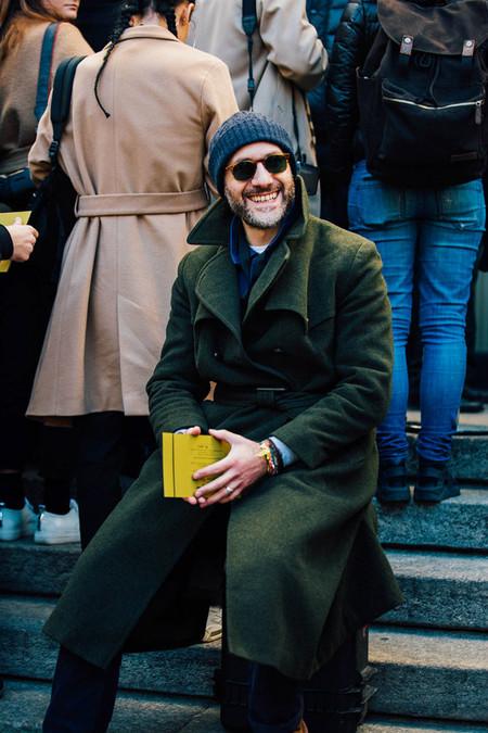 El mejor street-style de la semana: no hay nada como el frío para duplicar elegancia
