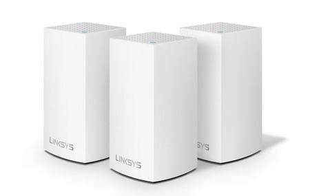 Linksys pondrá a la venta un kit Velop de red WiFi en malla  más barato, aunque con prestaciones reducidas
