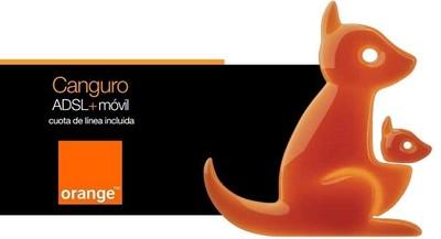 Orange promociona sus tarifas Canguro, a mitad de precio durante los tres primeros meses