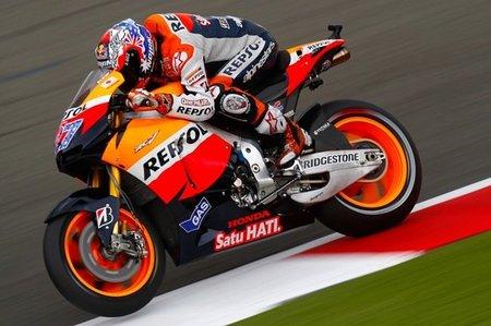 MotoGP Inglaterra 2011: Maverick Viñales, Casey Stoner y Marc Márquez se llevan las poles en Silverstone