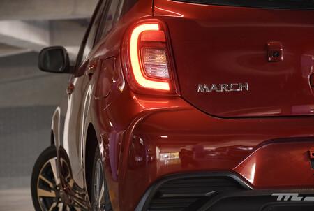Nissan March 2021 Opiniones Prueba Mexico 12