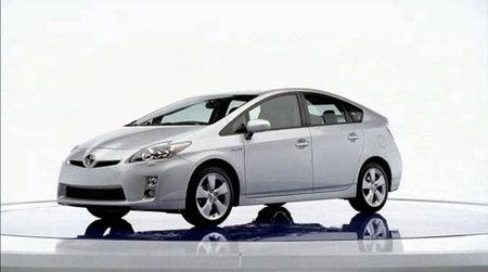 La nueva generación del Toyota Prius al descubierto