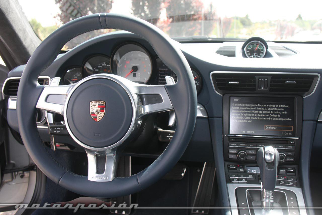 Foto de Porsche 911 Carrera S (prueba) (42/54)