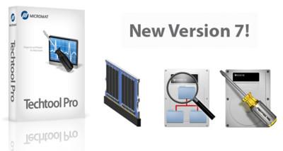 Micromat lanza TechTool Pro 7, nueva versión de su herramienta de diagnóstico y reparación para Mac
