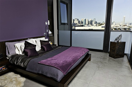 casa varias alturas dormitorio