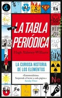 [Libros que nos inspiran] 'La tabla periódica' de Hugh Aldersey-Williams