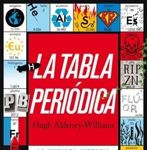 [Libros que nos inspiran] 'La tabla periódica' de Hugh Aldersey-Williams
