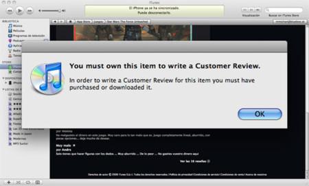 Apple endurece los requisitos de las reseñas de la App Store