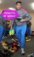 Cristiano Ronaldo pone la mano en el fuego: es más fiel a Irina que el desodorante