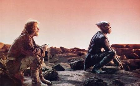 'Enemigo Mío', ciencia-ficción para ver en familia