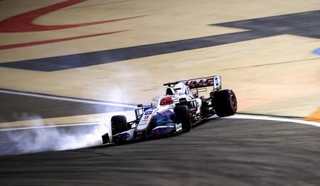 Mazepin Barein F1 2021