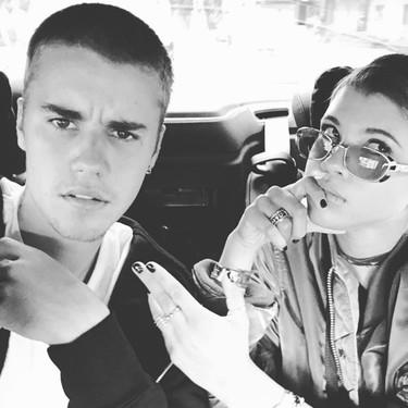 Hay que ver lo cariñosos que se ponen en público Justin Bieber y Sofia Richie