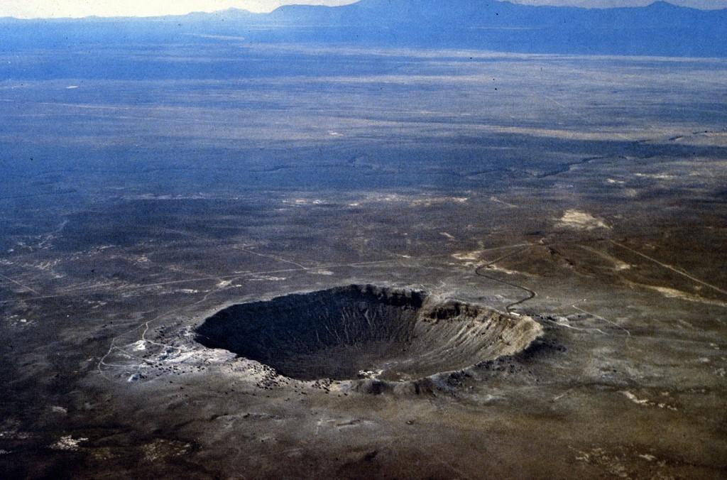 La única persona del mundo que (probablemente) murió por el impacto de un meteorito y hay registro de ello