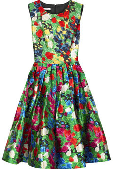 Diez vestidos soñados o qué me compraría si fuera rica