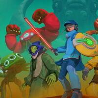 PixelJunk Raiders es la nueva aventura de Q-Games, será exclusivo de Google Stadia y para jugar gratis con Stadia Pro