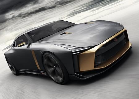 El Ferrari de los Nissan GT-R, el GT-R50 by Italdesign se va a fabricar y costará 10 veces más que uno normal