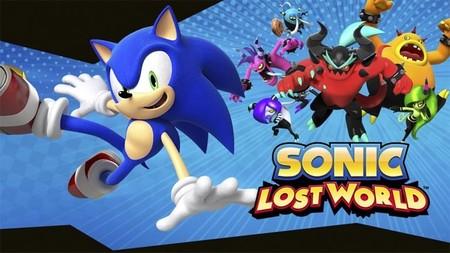 'Sonic Lost World' se muestra en un nuevo vídeo con gameplay [TGS 2013]