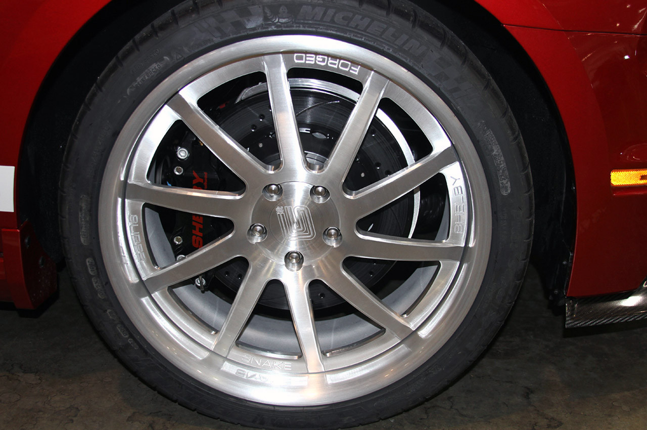 Foto de 2013 Shelby GT500 Super-Snake (9/9)