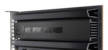 Así es la primera unidad Intel Optane: 375GB en formato SSD que prácticamente puedes usar como memoria RAM